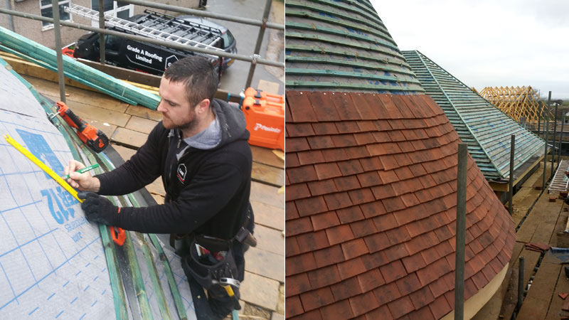 grade a roofing in chelmsford
