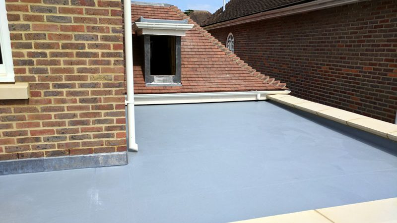 flat roofs in chelmsford