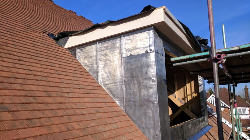 roofer chelmsford leadworks